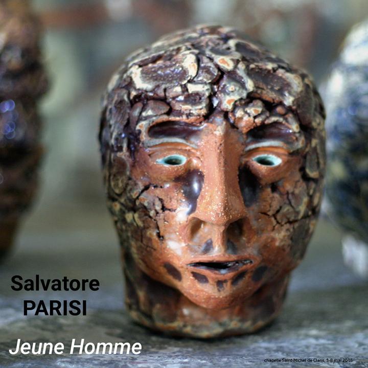 Salvatore Parisi - Jeune Homme